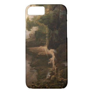 Thomas Cole - Expulsion from the Garden of Eden iPhone 7 Case