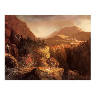 Thomas Cole- Landscape with Figures Postcards