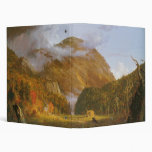 Thomas Cole Notch of the White Mountains Vinyl Binders