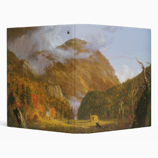 Thomas Cole Notch of the White Mountains Binder