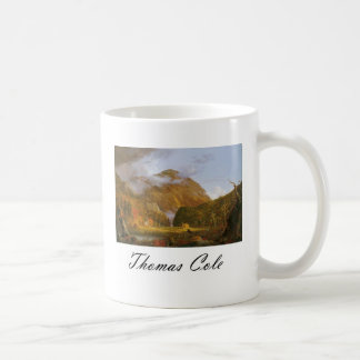 Thomas Cole Notch of the White Mountains Coffee Mug