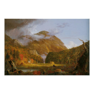 Thomas Cole Notch of the White Mountains Posters