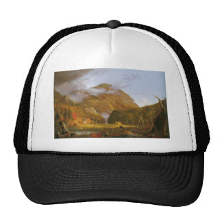 Thomas Cole Notch of the White Mountains Trucker Hat