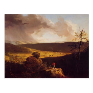 Thomas Cole- View of L`Esperance Schoharie River Post Card