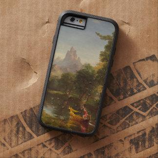 Thomas Cole Voyage Of Life Youth Vintage Fine Art Tough Xtreme iPhone 6 Case