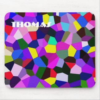 Thomas coloreó Mousepad
