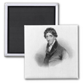 Thomas Coutts, Esq. drawn by A. Chisholm Magnet