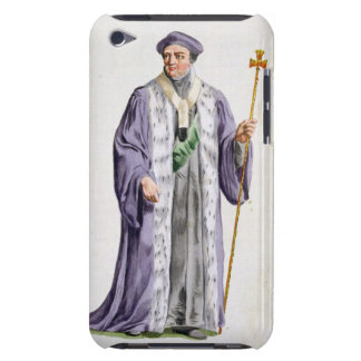 Thomas Cranmer (1489-1556) Archbishop of Canterbur iPod Touch Covers