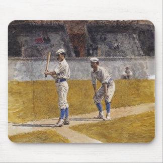 Thomas Eakins - Baseball Players Praciticing Mouse Pad