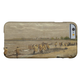 Thomas Eakins - Hauling the Seine Barely There iPhone 6 Case