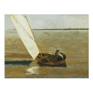 Thomas Eakins - navegación Tarjetas Postales