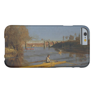Thomas Eakins - The Champion Single Sculls Barely There iPhone 6 Case