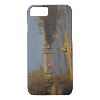 Thomas Eakins - The Champion Single Sculls iPhone 7 Case