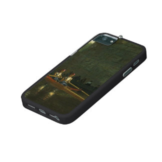 Thomas Eakins- The Oarsmen (Schreiber Brothers) iPhone 5 Case