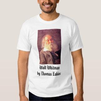 Thomas Eakins, Walt Whitman, 1887, Walt Whitman... T Shirt