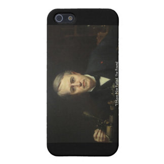 "Thomas Edison ""10,000 Ways"" Wisdom Quote Gifts Case For iPhone SE/5/5s"