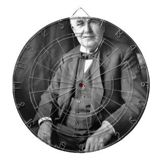 Thomas Edison Dart Board