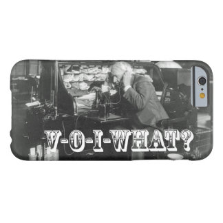 Thomas Edison Hears About VoIP iPhone 6 Case
