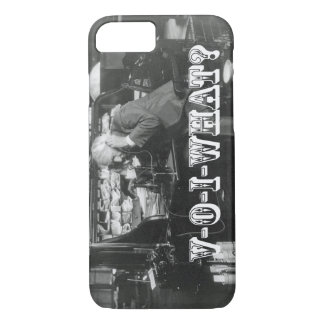 Thomas Edison Hears About VoIP iPhone 7 Case
