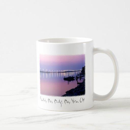 Thomas Edison Memorial Bridge Coffee Mug