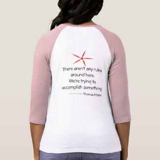 Thomas Edison quotes T Shirt