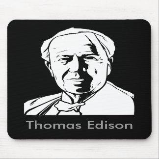Thomas Edison - real genius Mouse Pad