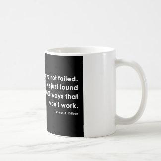 Thomas Edison Standard Mug