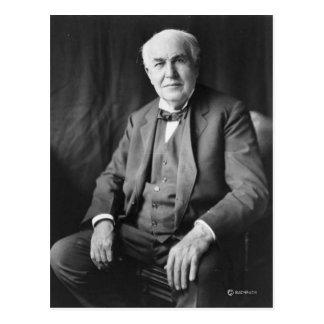 Thomas Edison Postal