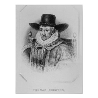 Thomas Egerton de los 'retratos británicos de la c Póster