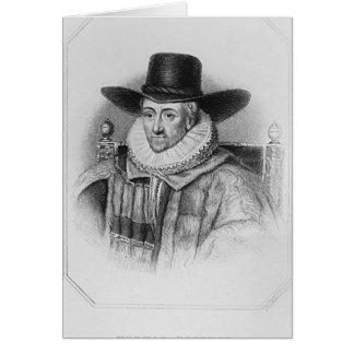 Thomas Egerton  from 'Lodge's British Portraits' Card
