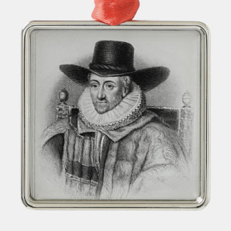 Thomas Egerton  from 'Lodge's British Portraits' Metal Ornament