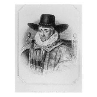 Thomas Egerton  from 'Lodge's British Portraits' Postcard