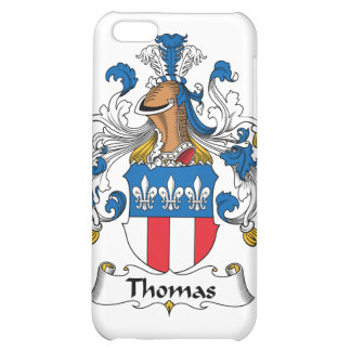 Thomas Family Crest  Case For iPhone 5C