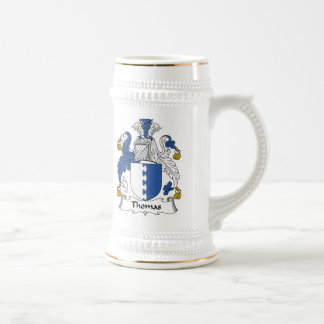Thomas Family Crest Mug