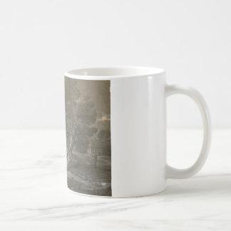 Thomas Gainsborough - A Moonlit Landscape Coffee Mug