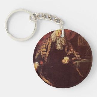 Thomas Gainsborough- Charles Wolfran Cornwal Acrylic Key Chains