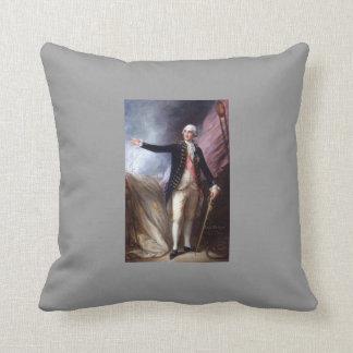 Thomas Gainsborough-George Brydges Rodney, Admiral Pillows