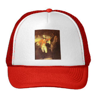 Thomas Gainsborough- George, Prince of Wales Trucker Hat