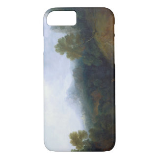 Thomas Gainsborough - Landscape with a Flock iPhone 7 Case