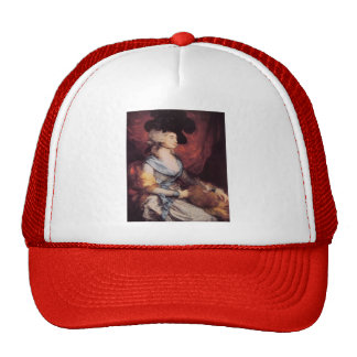 Thomas Gainsborough- Mrs. Sarah Siddons, actress Trucker Hat