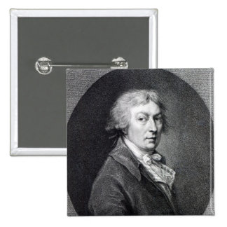 Thomas Gainsborough R.A 2 Inch Square Button