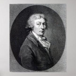 Thomas Gainsborough R.A Poster