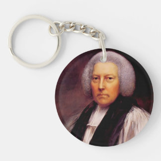 Thomas Gainsborough- Richard Hurd, Bishop Acrylic Key Chains