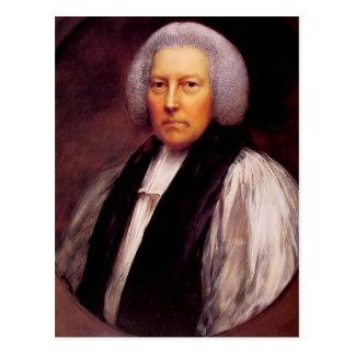 Thomas Gainsborough- Richard Hurd, Bishop Postcard