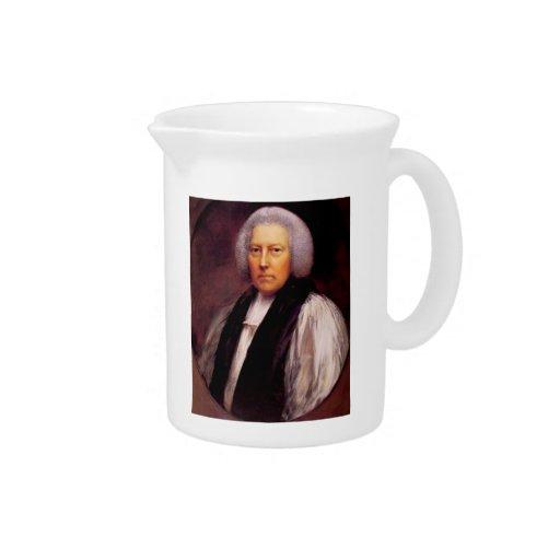 Thomas Gainsborough- Richard Hurd, obispo Jarras De Beber