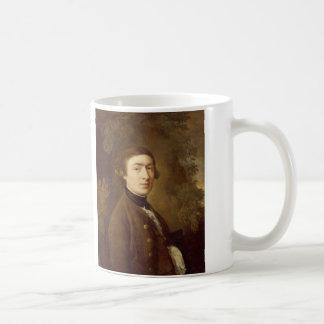 Thomas Gainsborough Self-portrait 1759 Classic White Coffee Mug