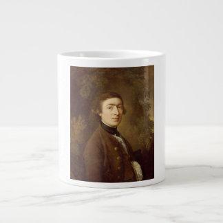 Thomas Gainsborough Self-portrait 1759 20 Oz Large Ceramic Coffee Mug