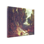 Thomas Gainsborough - The Potions Canvas Prints
