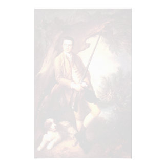 Thomas Gainsborough- William Poyntz of Midgham Stationery