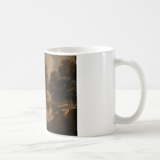 Thomas Gainsborough - Wooded Landscape Coffee Mug